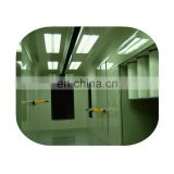 Advanced powder coating production line for aluminum windows and doors