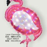 foil balloon flamingo balloon mylar balloon helium balloon pink decoration balloon