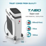 CE ISO Germany Bars 3 Wavelength Diode Laser 755 808 1064nm perment hair removal machine