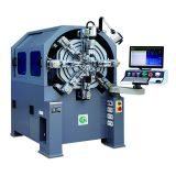 Poland Hot Sale Most Advanced CNC Spring Wire Forming Machine Supplier from Dongguan China