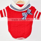 Red Sweater for Pet Spring Sweater