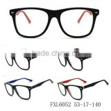 Acetate Spectacles Frames and big frame new glasses and women's rhinestone eyeglass frames