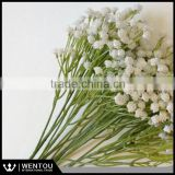 Wholesale White Artificial Flower Bush