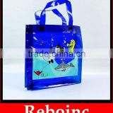 small clear plastic bags pvc jelly candy handbag tote bag