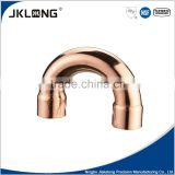 J9021 factory price fittings, copper pipe u-bend 180 degree copper elbow with UPC,NSF certificate for plumbing