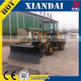 XD918F 1.6T alibaba express wheel loader with snow blade snowplow with CE FOR SALE made in china