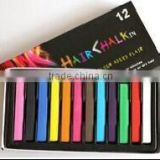 Wholesale hair chalk salon dye 4/6/12/24/36 colors