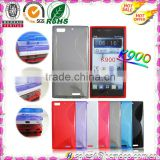 rubber mobile phone cover for lenovo K900