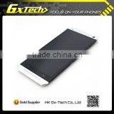 wholesale phone parts For HTC One M7 lcd display with digitizer complete