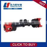 L1 low loader axle spare parts of american cars