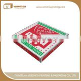 Multifunctional factory price paper cardboard pizza boxes