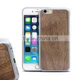 real wood phone case manufacturer ,natural new wood case for iPhone 6s case ,for iPhone 6 plus cover                                                                         Quality Choice