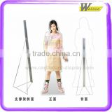 Fashion girl Cardboard display exhibition standee for Ad&Promotion