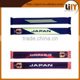 Custom Football Soccer sports fan scarf S7044