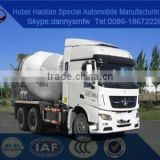 North Benz Mixing truck BEIBEN concrete mix car for sale