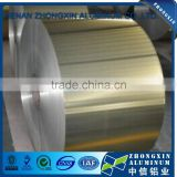 wholesales color coated aluminium foil roll for fin stock