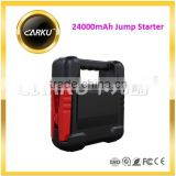 Carku Multifunction reverse protection 12V 24V Gasoline diesel car jump starter electric power booster