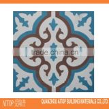 non-slip kitchen floor encaustic cement tile                                                                         Quality Choice