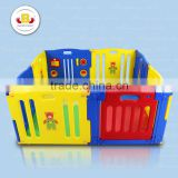 Baby kids play center with 8 panel playpen (with EN12227 certificate)baby product