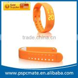 Multifunctional LED USB Smart Wristband Watch with 3D Pedometer & Sleep Monitor Functions