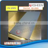 run length digital thermal CTP plates,Aluminum Material thermal CTP,thermal printing CTP plate
