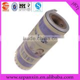 Cheap price PET film printing for packing baby diaper