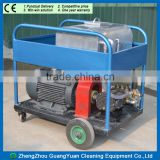 15kw High Pressure Water Jet Cleaner Water Sand Blaster for Rust Paint Remove