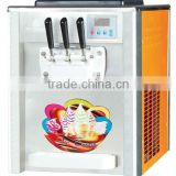 2015 new style small table top ice cream making machine