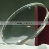 Cr39 1.499 flat top Bifocal optical lens in shanghai