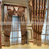 China supplier european model of embroidered living room curtains                                                                         Quality Choice