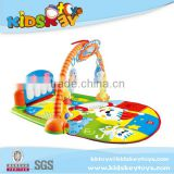 2016 Hot selling baby gym ,baby play gym mat,musical activity baby gym