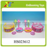 Plastic Kids Drum Toys with Musical instrument set