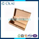 wholesales single balsa wood boxes