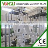 CE ISO HIGH CAPACITY Hot-Selling high quality industrial wood pellet machine line with low price