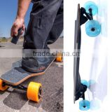 Supreme Canadian maple wood Material and Electric Skateboard, Electric Skateboard Type remote control electric skate board                                                                         Quality Choice
