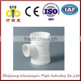 Manufacture Water Supply Plastic Pvc Water Pipe/ PVC fitting reducer tee