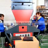 China manufacturer double side hot melt adhesive gluing machine for pvc , cardboard , photo paper