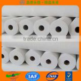 Spunlace non-woven fabric manufacturers viscose rayon and polyester wet wipes raw materials