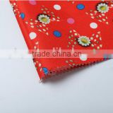 polyester fabric printed waterproof fabric PA coating fabric