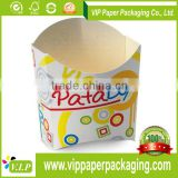 DECORATIVE FISH AND CHIPS PAPER BOXES