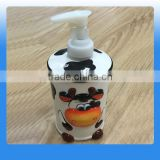 High quality custom ceramic cow soap dispenser/lotion pump,ceramic animal soap dispenser /lotion pump                                                                                                         Supplier's Choice