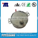 MINI Electric Motor 110-120V 20rpm AC Motor Type 49TYZ