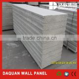 Wuhan daquan prefab house eps cement sandwich wall panel FOR WALL FOR FENCE