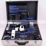 Fable Gemological Laboratory toolkit with 16 instruments including microscope for gemologist