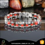 Stylish Designed Stainless Steel bicycle chain bracelet High Quality Fashion Bracelet For Sale