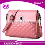 Wholesale Fashion Lady Genuine leather handbag, Italy Trend design genuine leather handbag