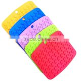 A01-15 Silicone Hot Pads / Pot Holder/ Trivet Mat -- Durable, Heat Resistant Kitchen Utensils