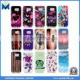 2016 New Arrival Multi-Designs Cartoon Animal Flower Soft TPU Case Cover for Samsung Galaxy S7