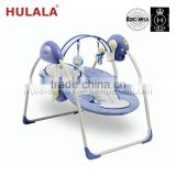 Hi-tech Double Baby Swing High Chair