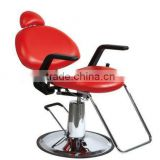 Reclining Hydraulic Barber Chair Salon Styling Beauty Spa Shampoo Equipment